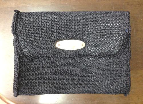 生徒作品バッグをリメイクしました。
