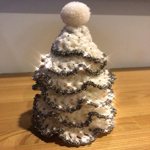 クリスマスツリー生徒さん作品